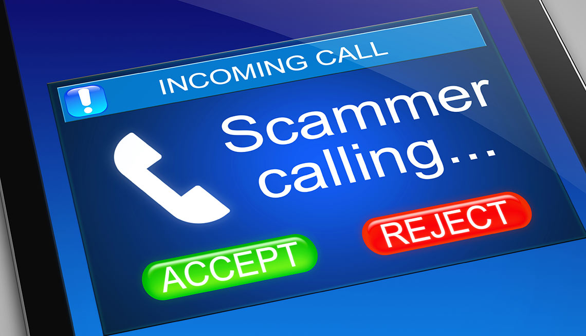 Be Alert for Scams